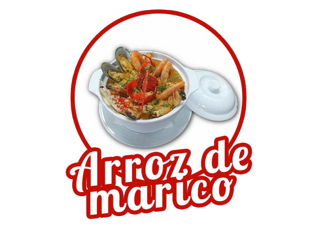 Arroz de Marisco c/Lagosta (2 pax)