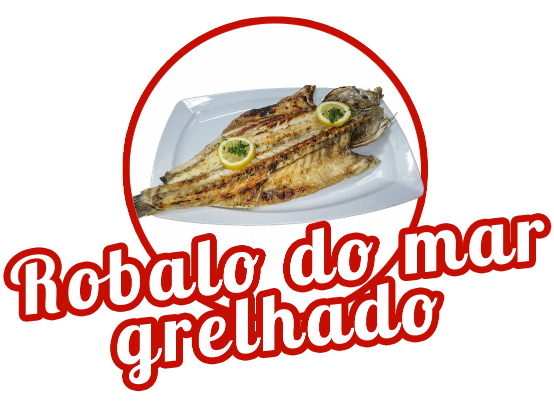 Robalo do Mar Grelhado